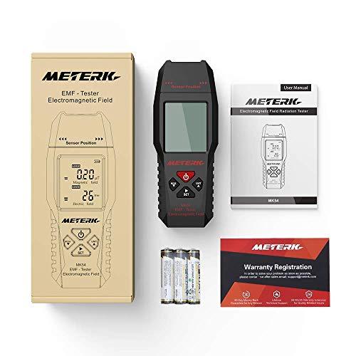 Elektrosmog Messgerät METERK MK54 - 9