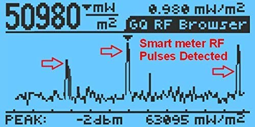 Elektrosmog Messgerät GQ EMF Meter 390 - 4